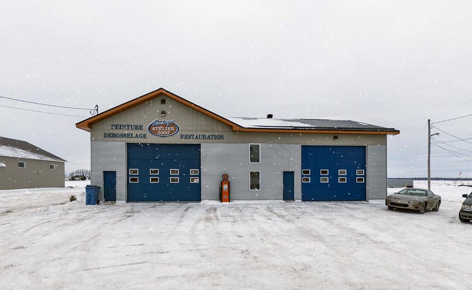 D j 11 ans garage atelier 2000 for Garage autosport le portel